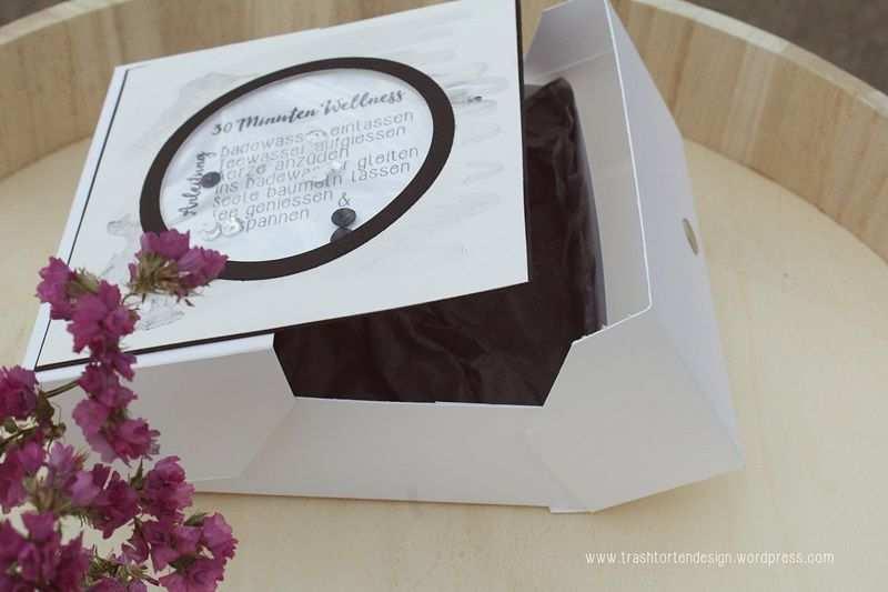 30 Minuten Wellness In Der Box Split Top Box Inkl Druckvorlage