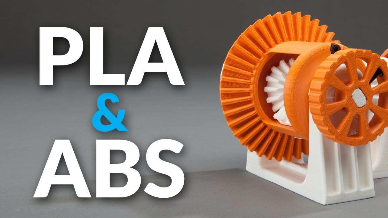 Pla Vs Abs What S The Difference For 3d Printing 3d Drucker Vorlagen 3d Drucker 3d Druck