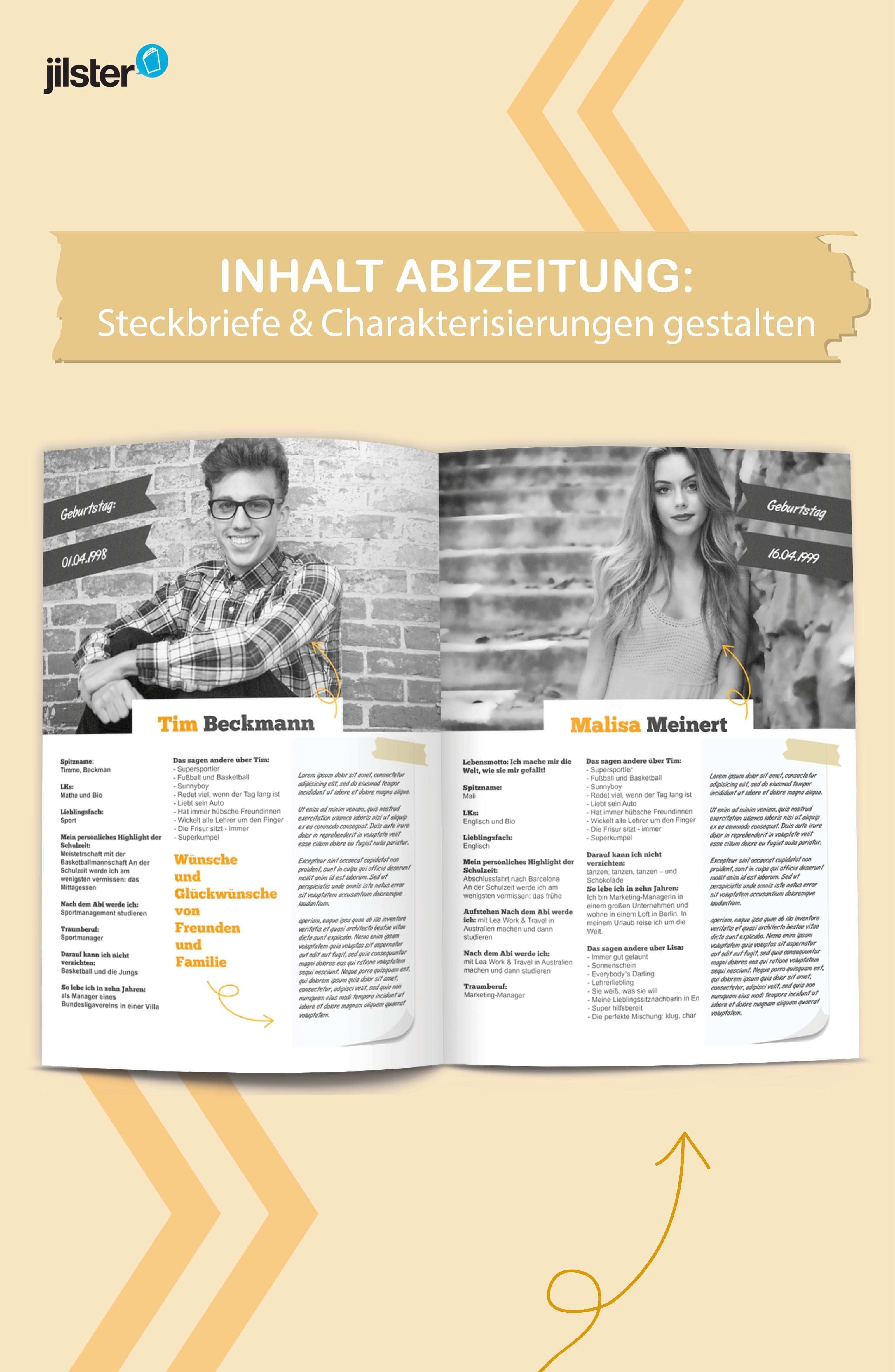 Abizeitung Abizeitung Zeitung Steckbrief