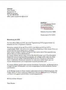 Bewerbungsschreiben Muster Vorlagen Schweiz
