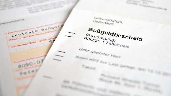 Vorlage Einspruch Gegen Bussgeldbescheid Vorlage Formulare Com