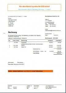 Rechnungsprogramm Rechnungssoftware Faktura Fakturierung