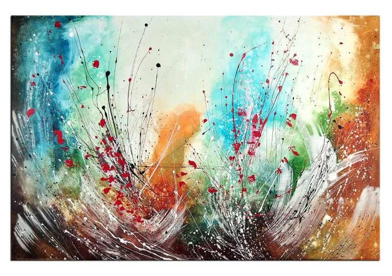 Acrylbilder Selber Malen Modern Bilder Selber Malen Acryl Farben