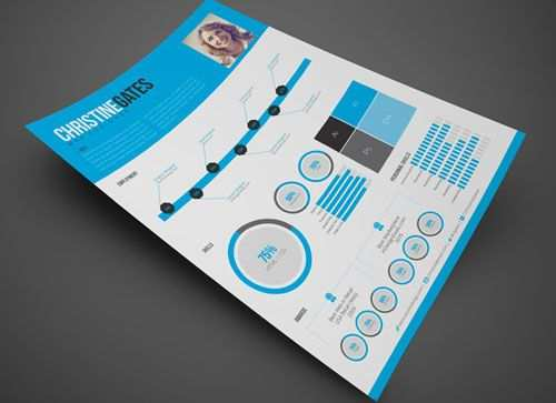 8 Sets Of Free Indesign Cv Resume Templates Progetti Progetti