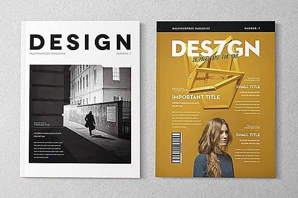 17 Free Magazine Indesign Template For Editorial Project Diagramacao