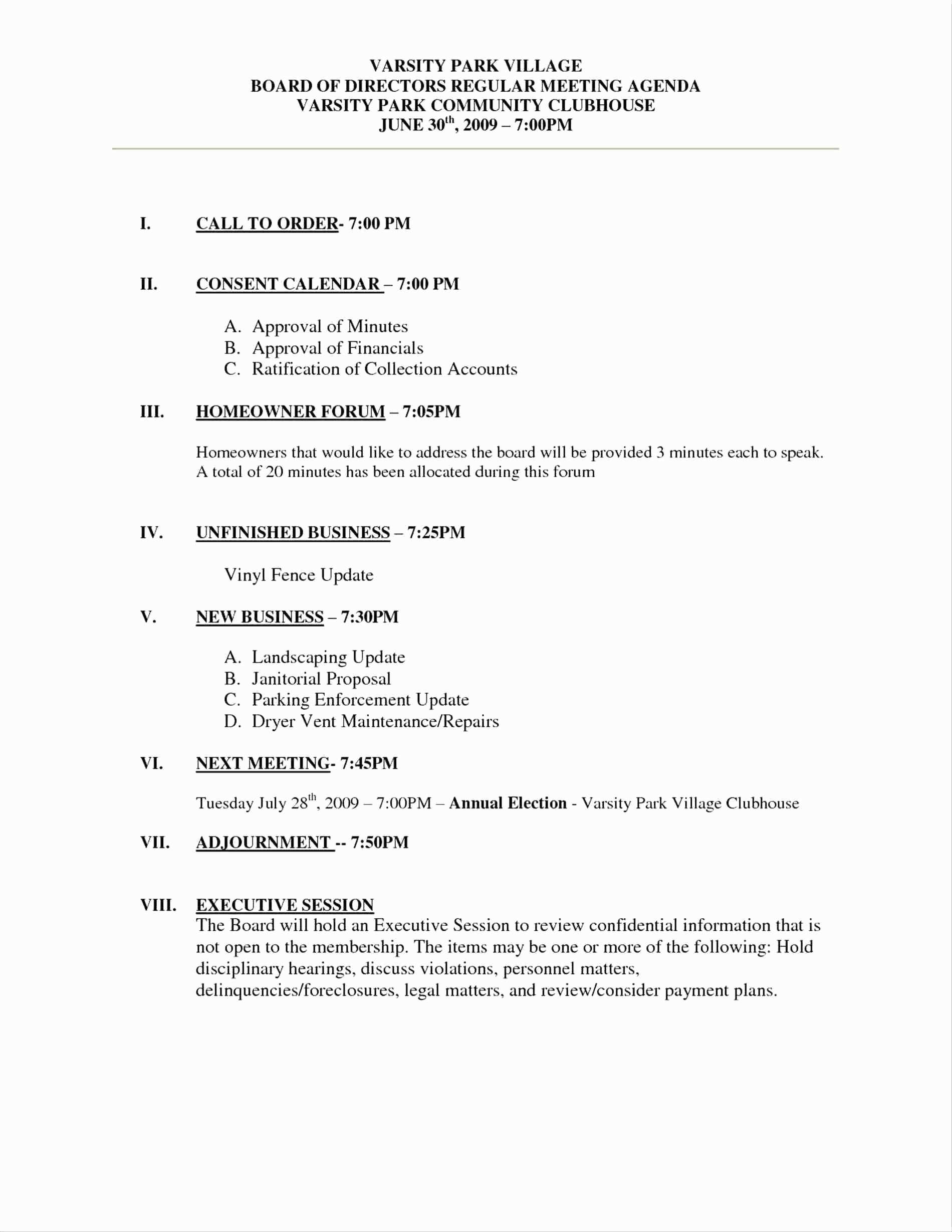 Agenda And Meeting Minutes Template Inspirational 12 13 Word