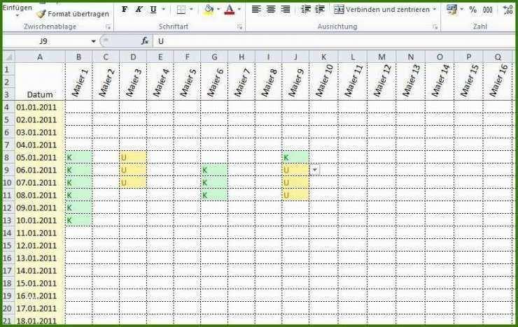 Luxurios Personalplanung Excel Vorlage Kostenlos In 2020 Excel