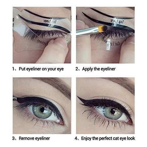 Lidstrich Eyeliner Maquillaje De Ojos Maquillaje Ojos De Gato