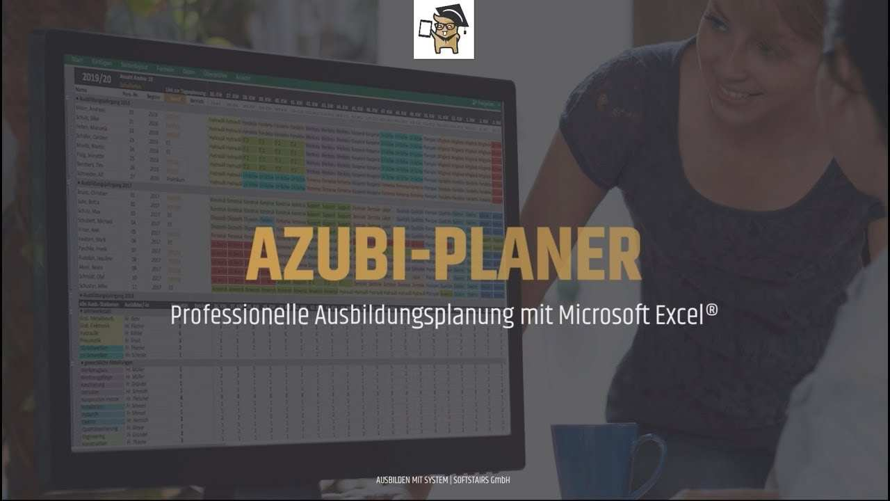 Azubi Planer Professionelle Ausbildungsplanung Youtube