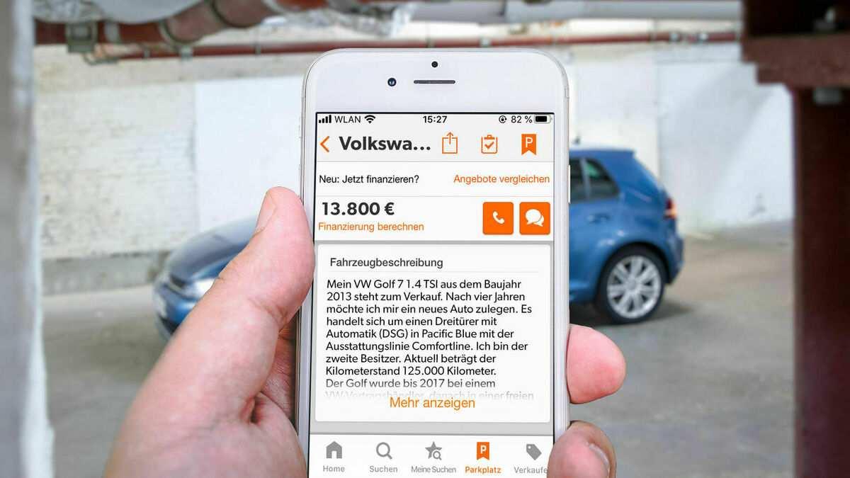 Richtig Inserieren So Beschreibst Du Dein Auto Mobile De