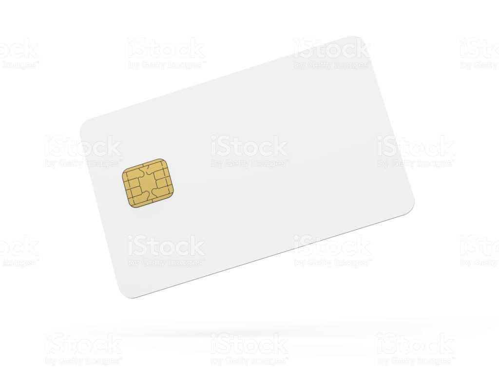Leere Kreditkarte Vorlage Stockfoto Und Mehr Bilder Von Bank Istock