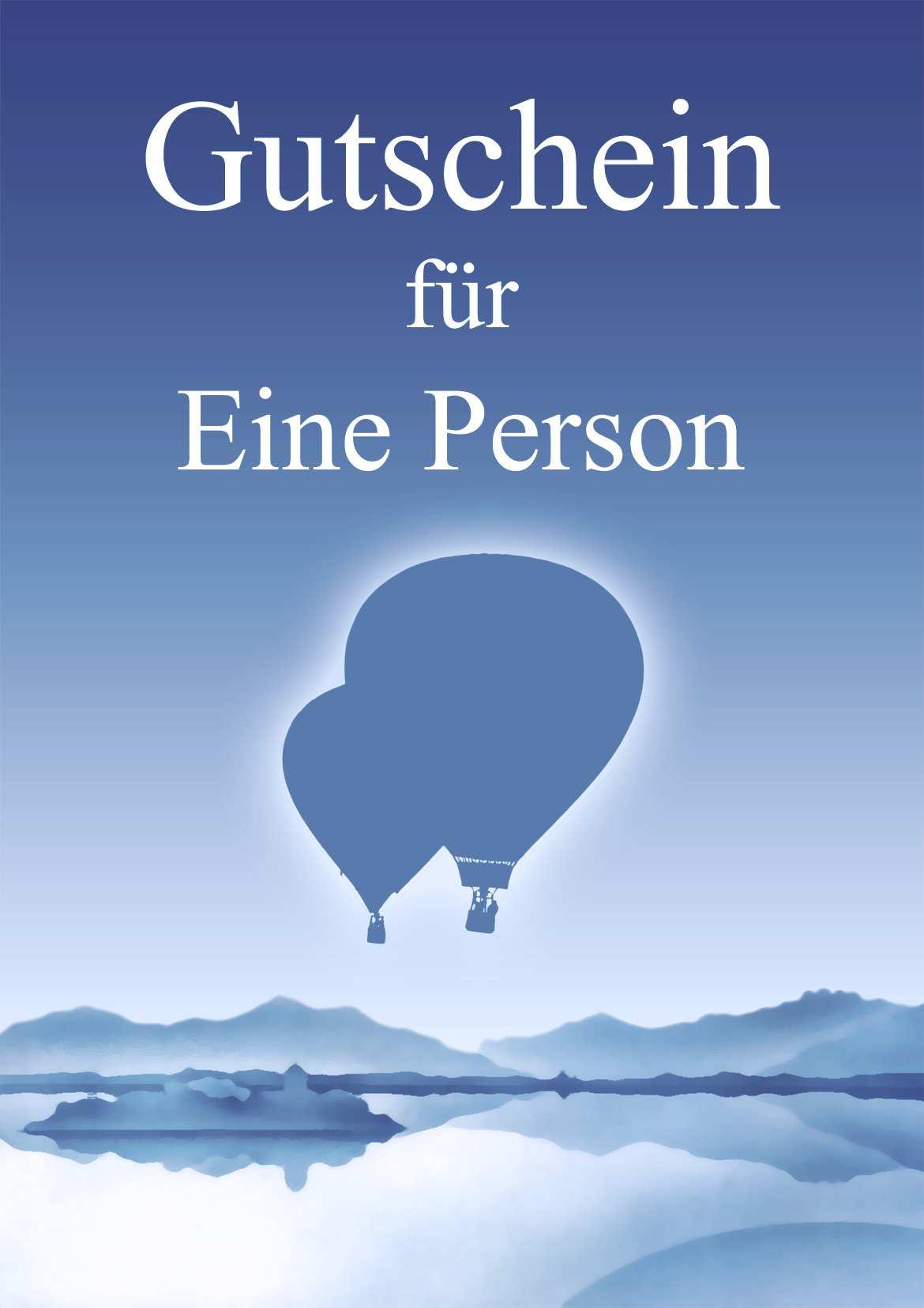 Gutschein Fur Eine Ballonfahrt Geschenk Erlebnis Selbst