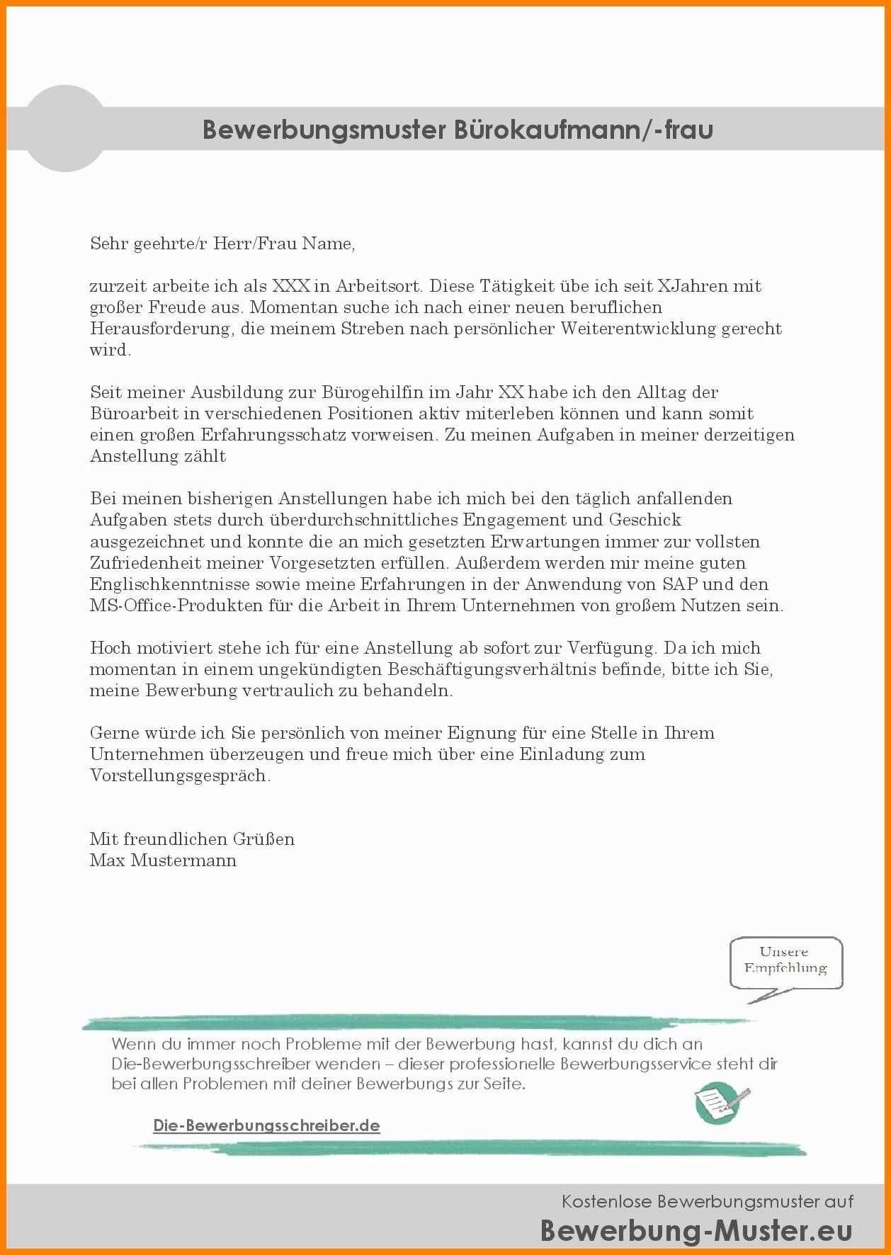 Einzigartig Bewerbung Dachdecker Briefprobe Briefformat Briefvorlage Bewerbung Jobcenter Briefvorlagen