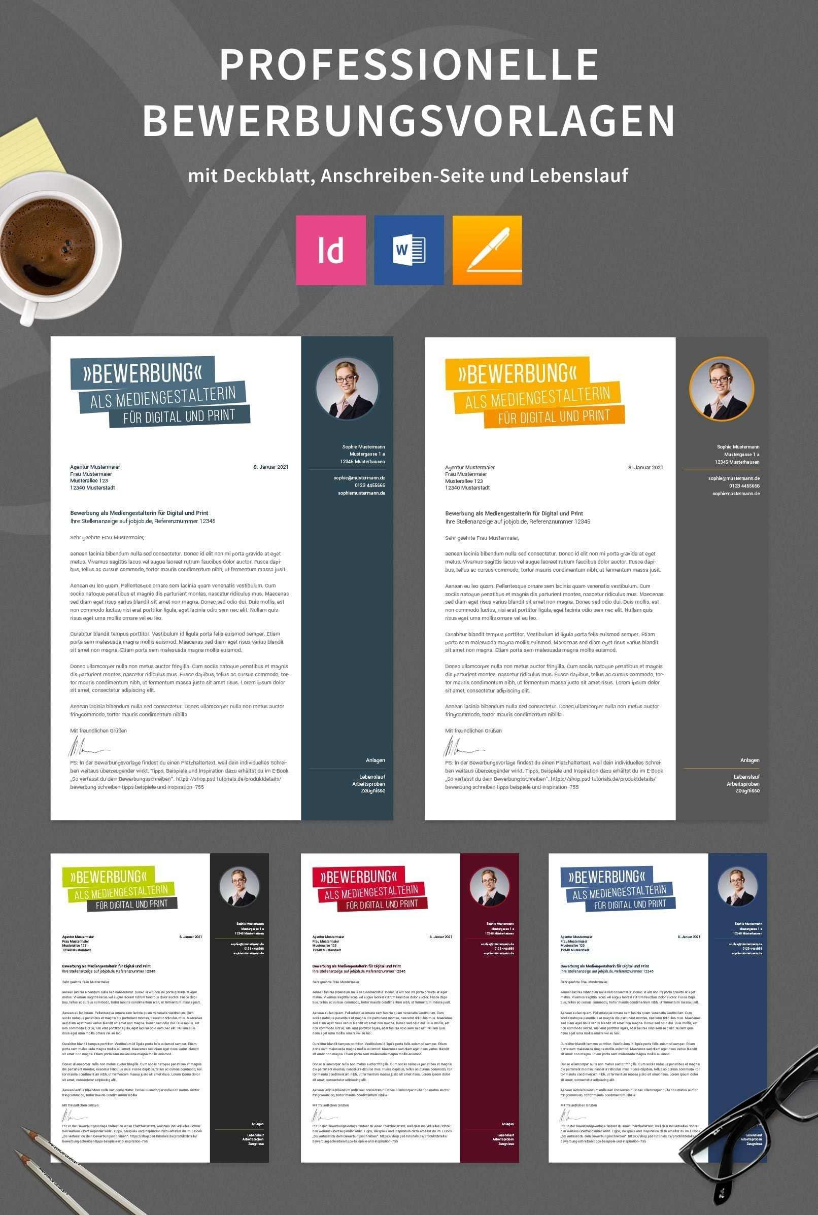 Pin Auf Bewerbung Lebenslauf Vorlagen Ideen Und Tipps