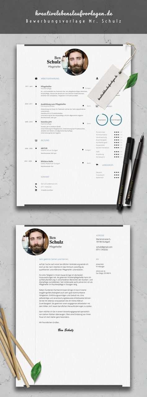 17 Lebenslauf Kreativ Pinterest In 2020 Resume Design Resume