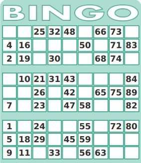Free Printable Number Bingo Card Generator Bingo Vorlage Bingo