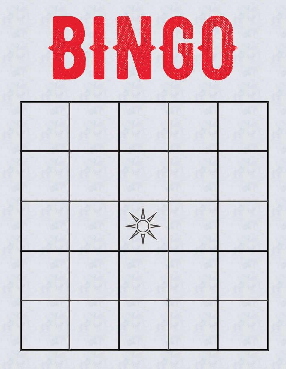 Bunte Bingo Vorlagen Ausdrucken Mit Bildern Bingo Vorlage