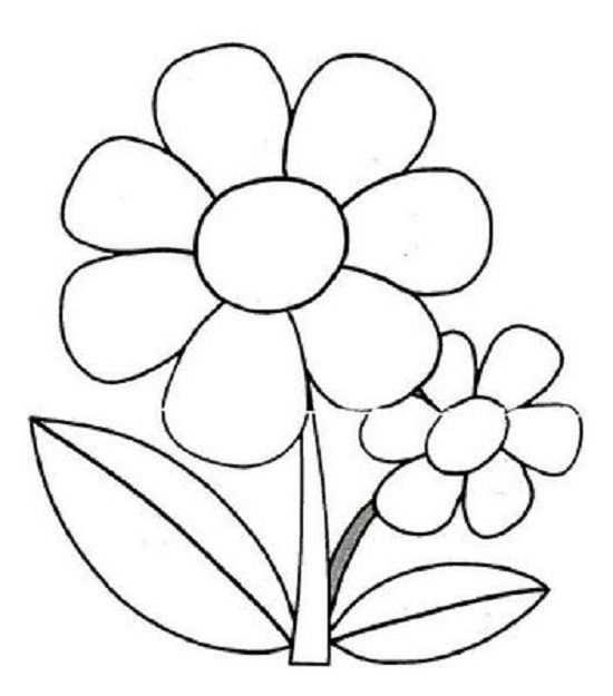 Blumen Malvorlage 202 Malvorlage Blumen Ausmalbilder Kostenlos