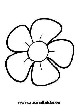Blumen Malvorlage Malvorlagen Blumen Malvorlagen Ausmalbilder