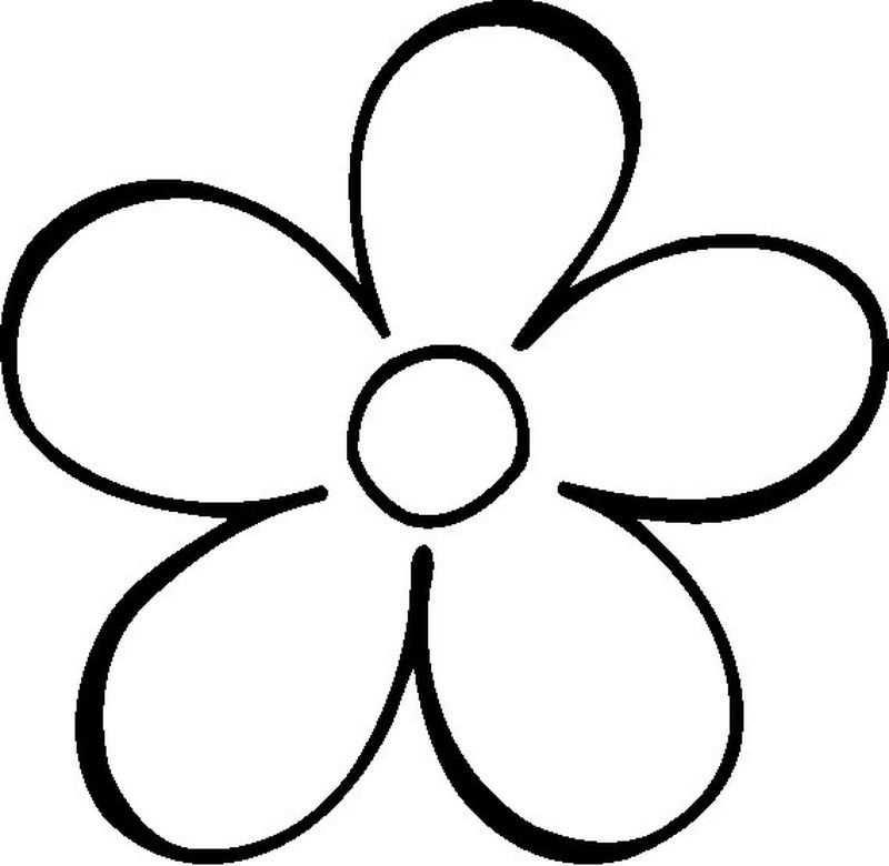 Blumen Schablonen Drucke Diese Blumen Schablonen Ausmalbilder