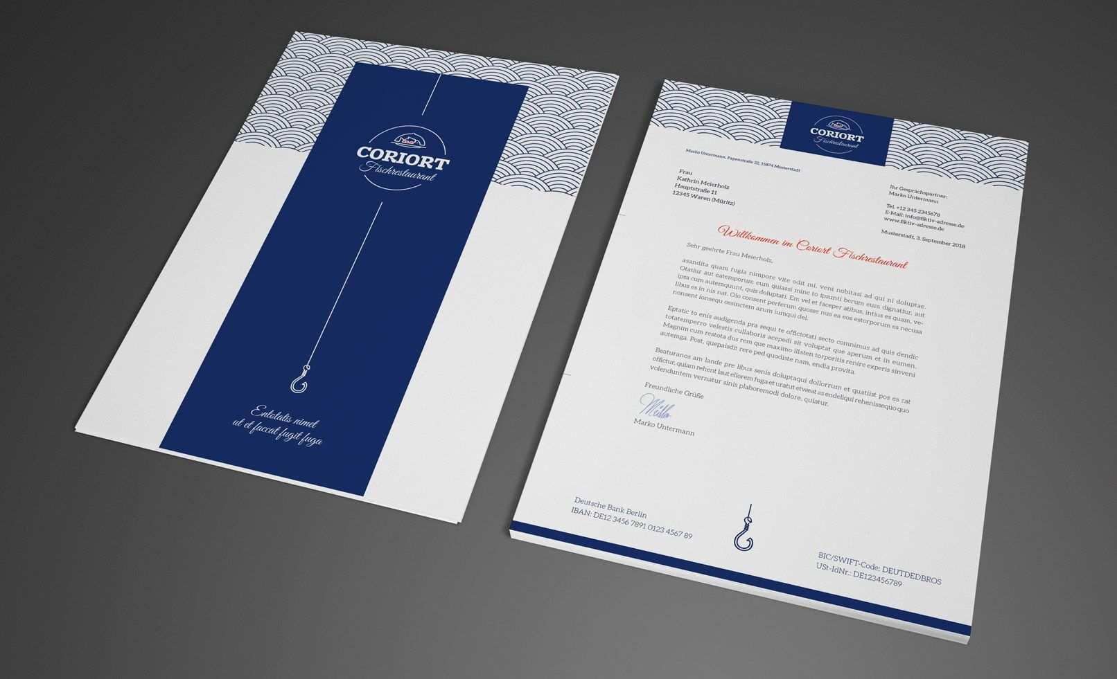 Briefpapier Vorlagen Zum Ausdrucken Briefpapier Vorlage