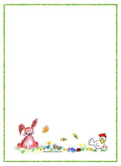 Briefpapier Zum Ausdrucken Briefpapier Zum Ausdrucken