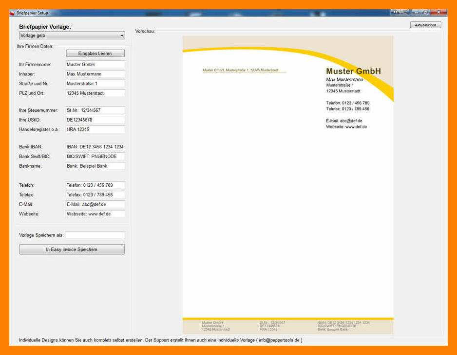 14 Briefpapier Firma Vorlage Chartersnovaair Com