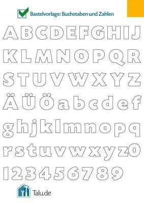 Buchstaben Vorlagen Zum Ausmalen Und Ausdrucken Buchstaben