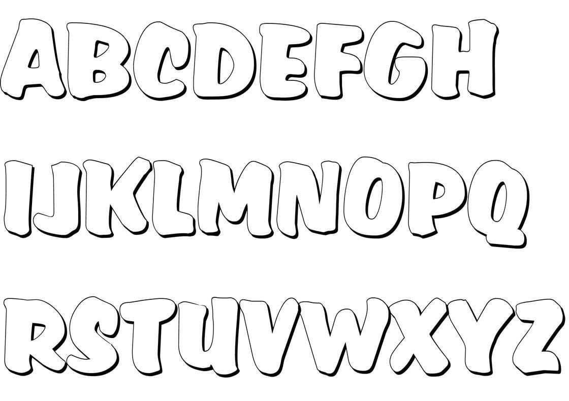 Malvorlage Buchstaben A Z 1344 Malvorlage Alle Ausmalbilder