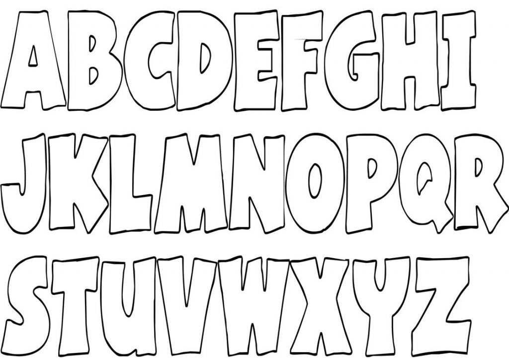 Buchstaben Ausmalen Alphabet Malvorlagen A Z Buchstaben Vorlagen Zum Ausdrucken Alphabet Malvorlagen Und Abc Buchstaben