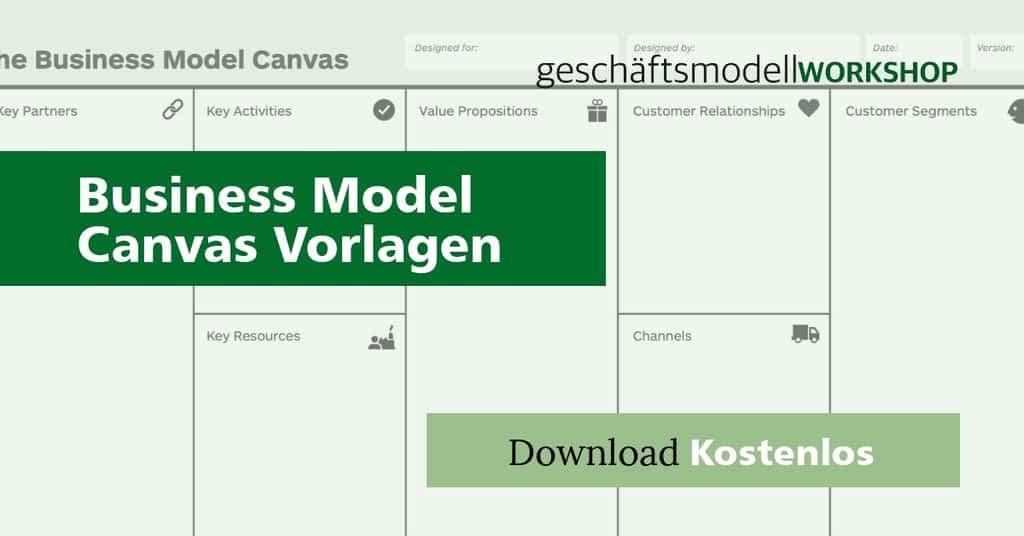 20 Business Model Canvas Vorlagen In Verschiedenen Sprachen