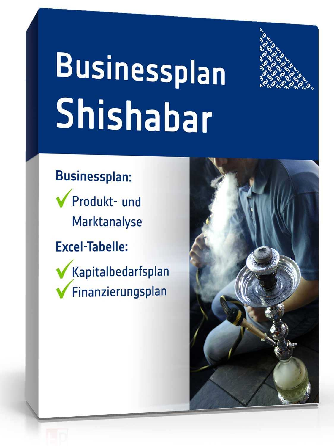 Businessplan Shisha Bar Muster Aus Profihand Zum Download