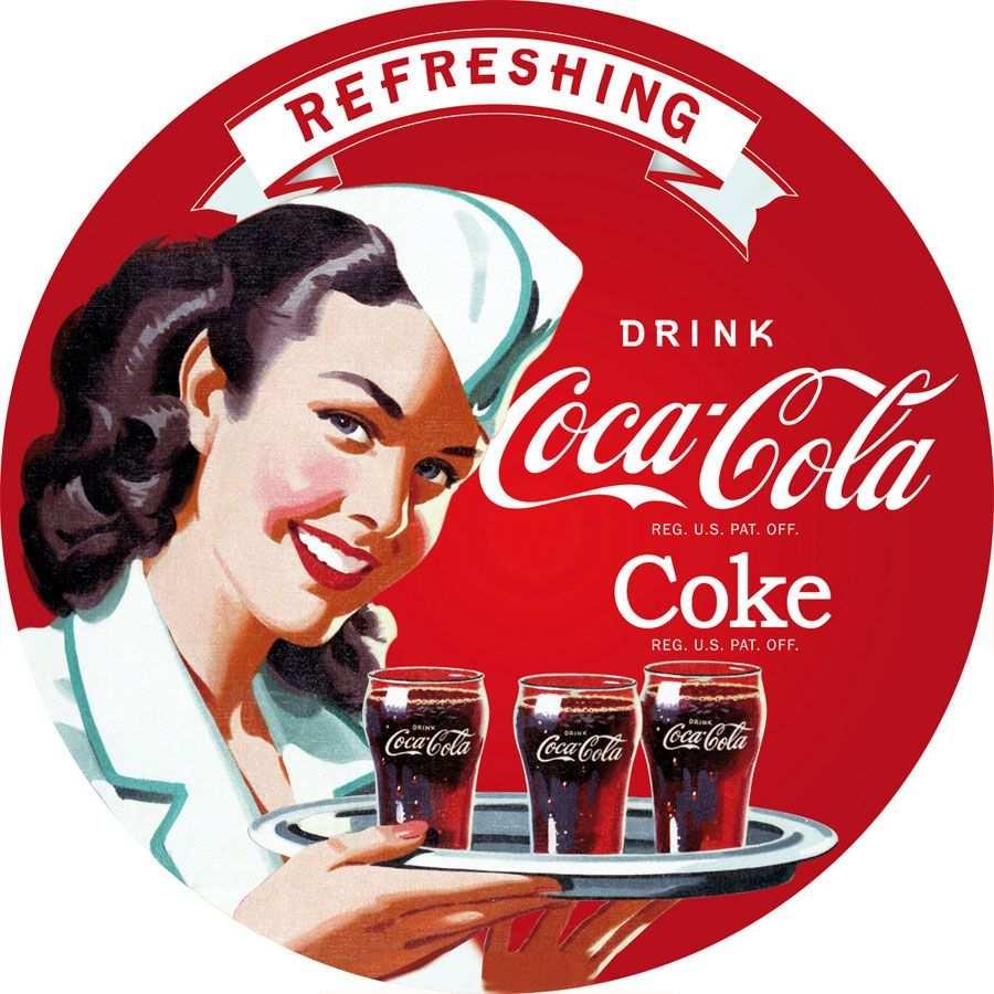 Pin En Coca Cola
