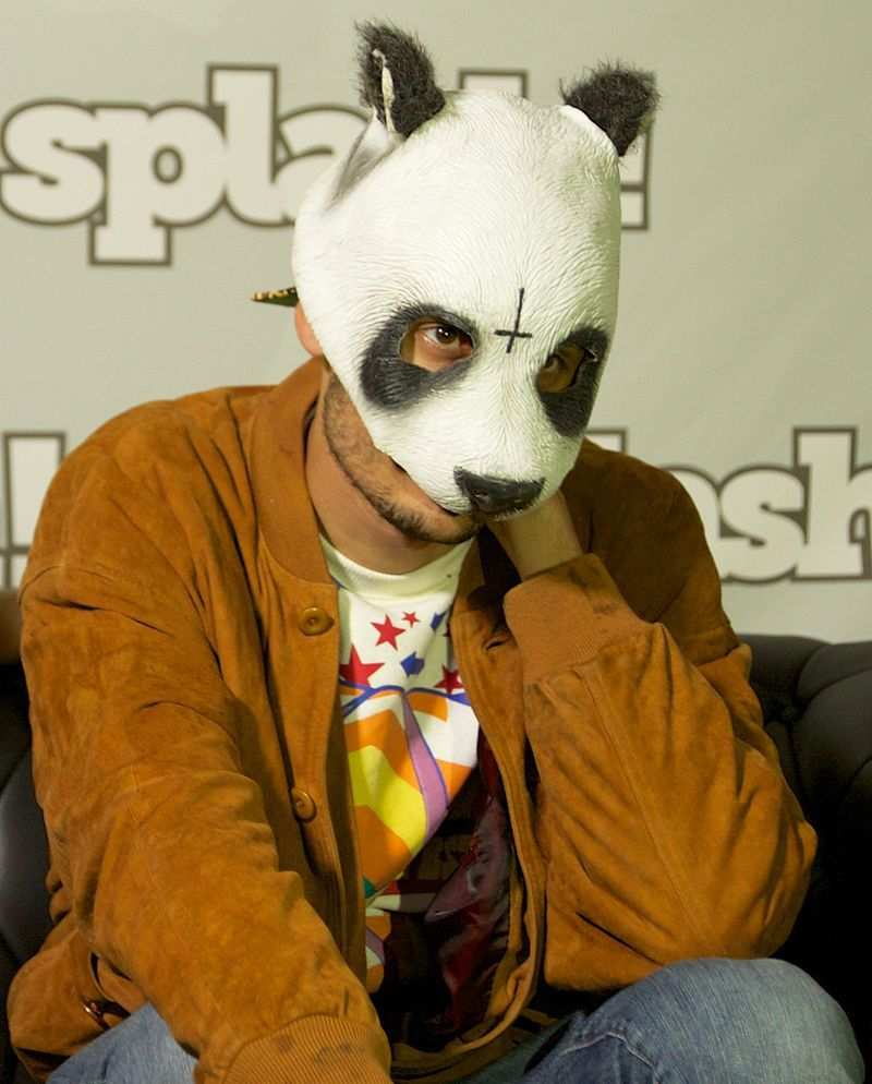Cro At The Splash Festival Cro Rapper Wikipedia Cro