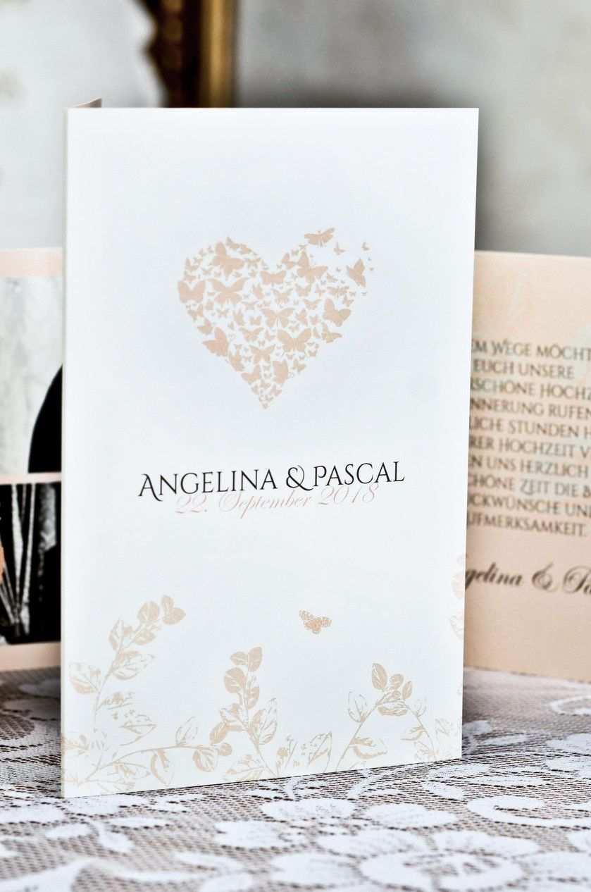 Angelina Und Pascal Karte Hochzeit Dankeskarte Hochzeit