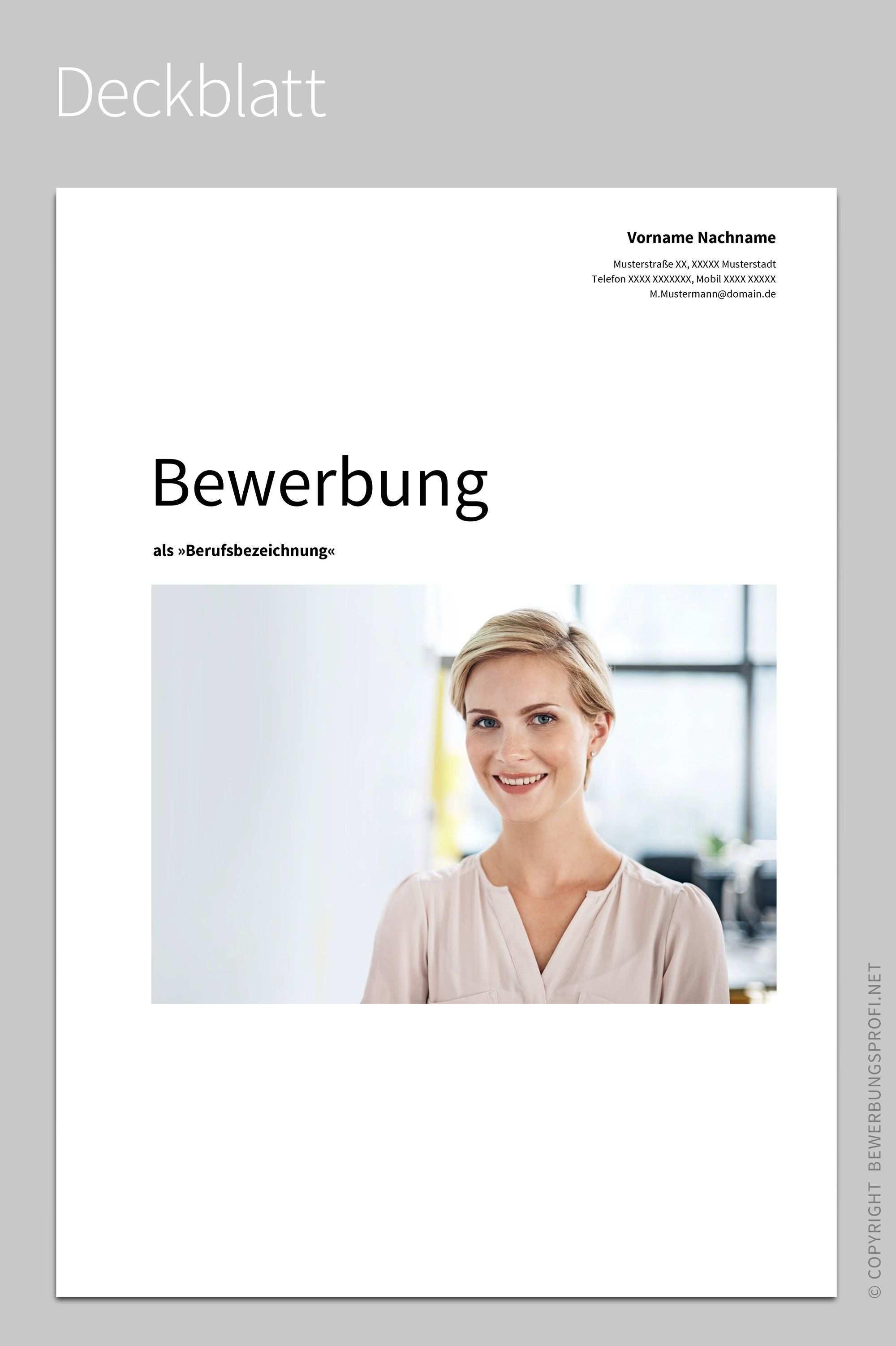 Bewerbung Albus 2020 In 2020 Deckblatt Bewerbung Bewerbung