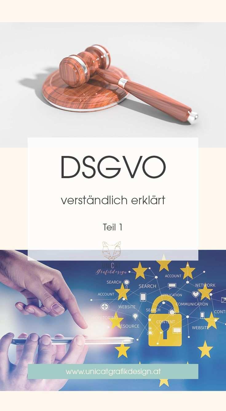 Dsgvo Verstandlich Erklart Teil 1 Dsgvo Performance Marketing Und Blog Tipps