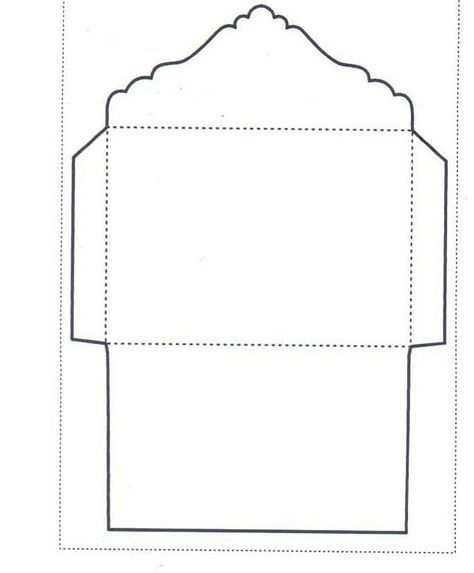 C6 Envelope Template Ws Designs Tempting Templates In Crafts