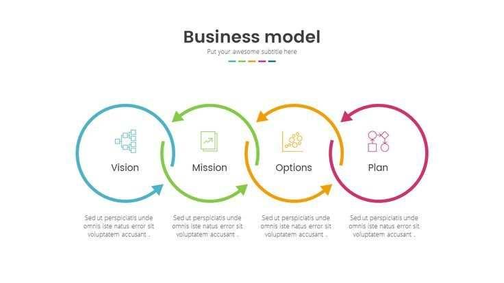 Connectier Business Powerpoint Vorlage 2019 Business Connectier