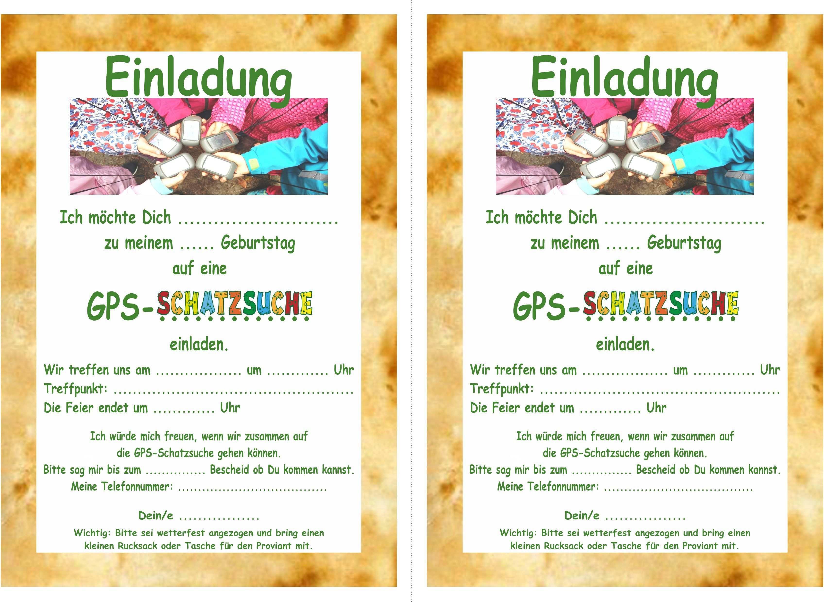 Einladung Fur Geburtstag Undangan Templat Undangan