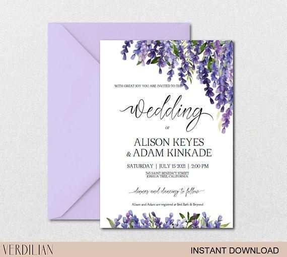 Pin Auf Hochzeit Einladungskarten