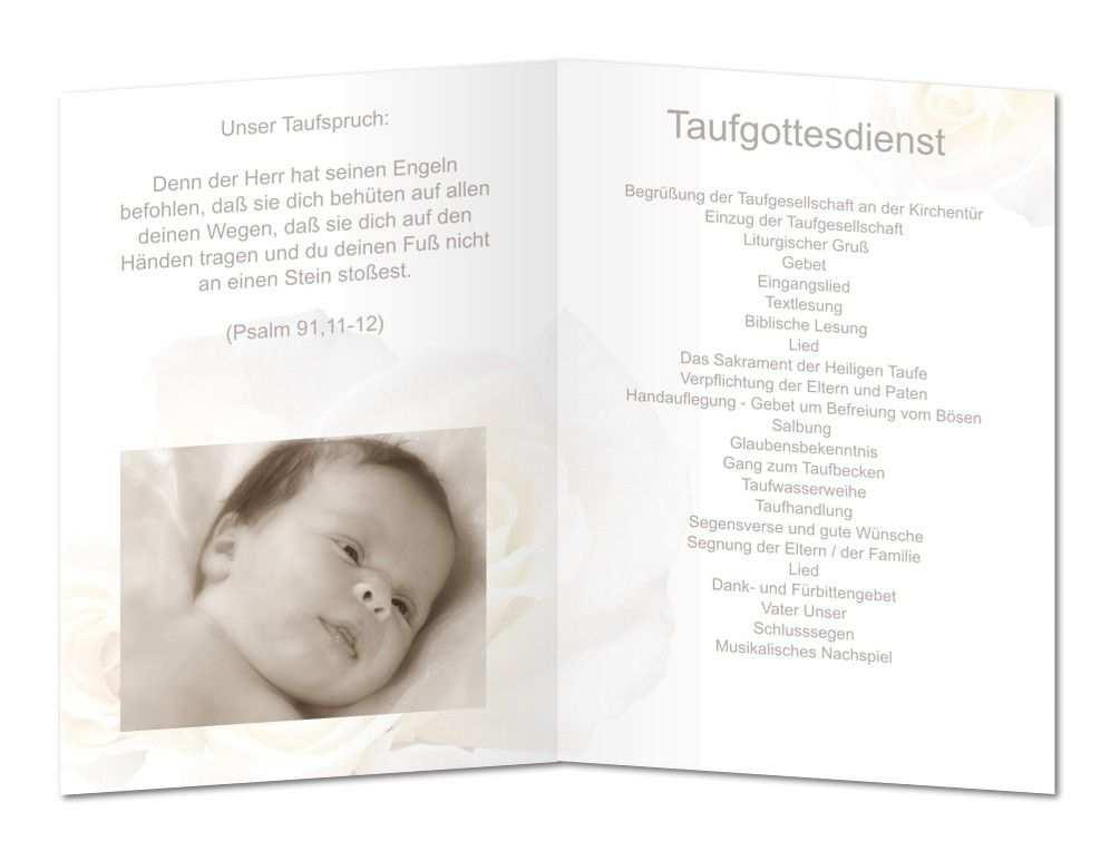 Bildergebnis Fur Taufheft Vorlage Word Zur Taufe Taufe