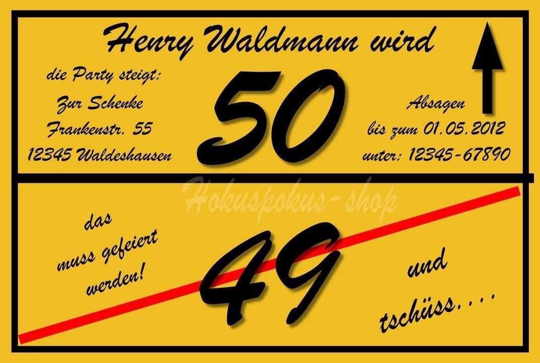 Einladung 50 Geburtstag Vorlagen Kostenlos Einladungskarten 50