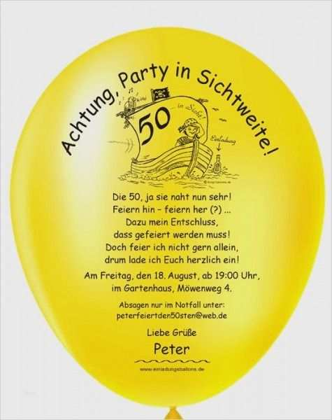 Einladung 50 Geburtstag Vorlagen Word Einladung 50 Geburtstag