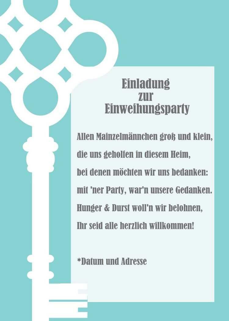 Pin Von Juze Auf Housewarming Party Einladungen Einweihungsparty