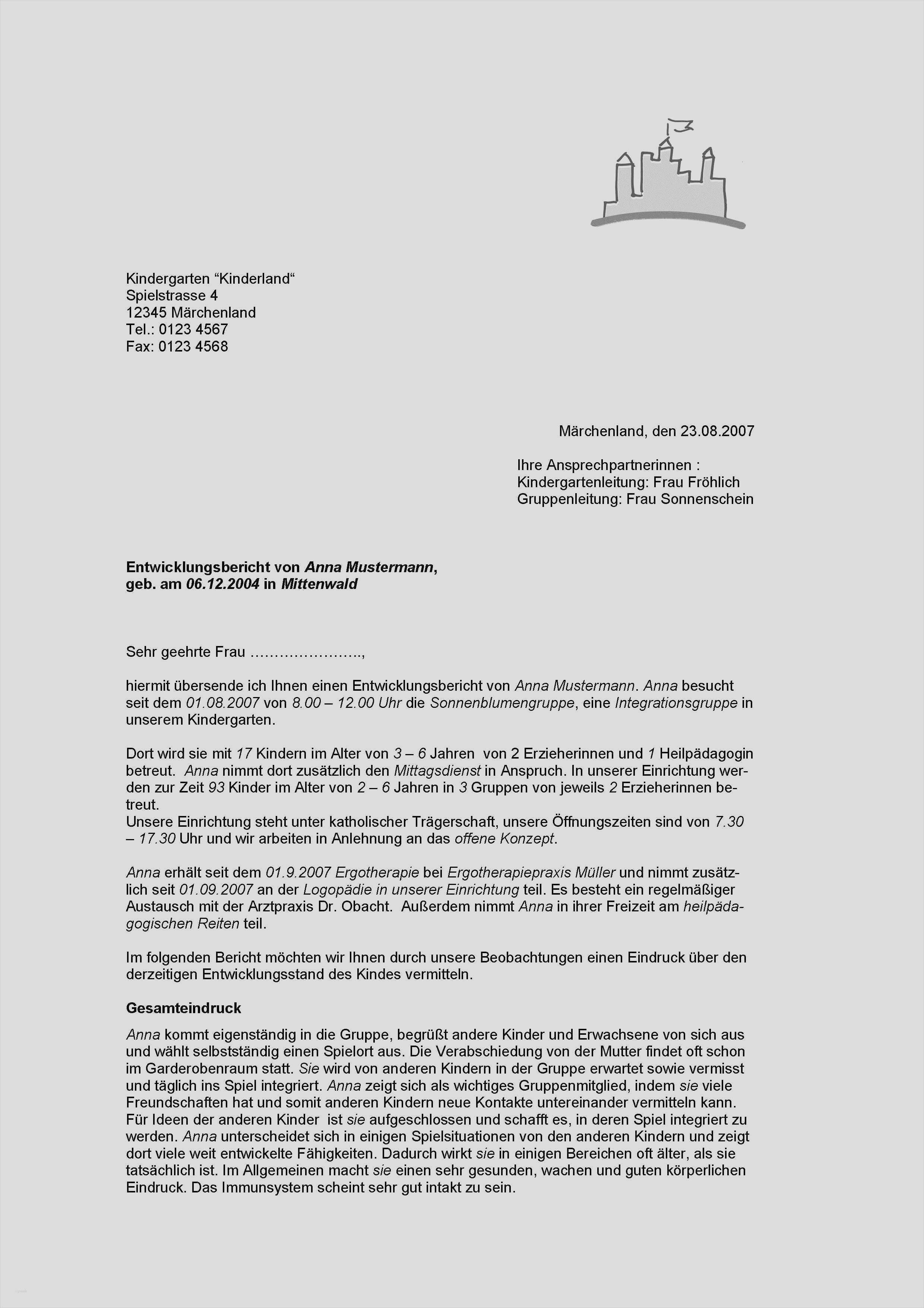 19 Elegant Entwicklungsbericht Grundschule Vorlage Ebendiese