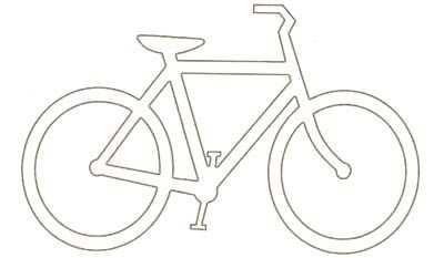 Fahrrad Malvorlage Geldgeschenk Fahrrad Basteln Fahrrad Basteln