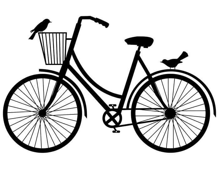 Fenster Con Imagenes Imagenes De Bicicletas Silueta Bicicleta