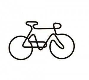 Fahrrad Buroklammern Fahrrad Tattoo Fahrradlogo Fahrrad Design