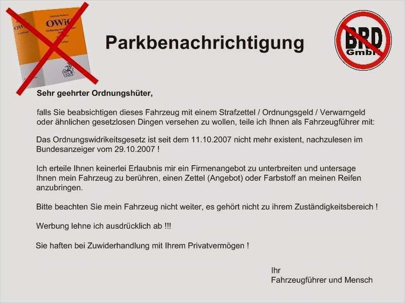 Falschparker Zettel Vorlage 14 Cool Ebendiese Konnen Anpassen Fur